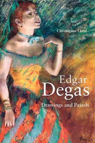 Edgar Degas - Drawings and Pastels por Christopher Lloyd