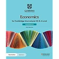 Cambridge International AS & A Level Economics Workbook with Digital Access (2 Years)