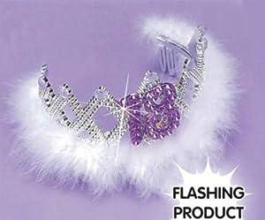 Tiara: Flashing 18th Birthday (accesorio de disfraz)