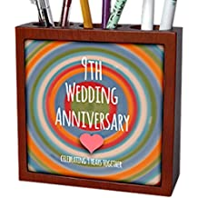 Amazon.co.uk: 9th wedding anniversary gifts