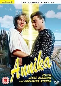 Annika - The Complete Series [DVD] [1982]