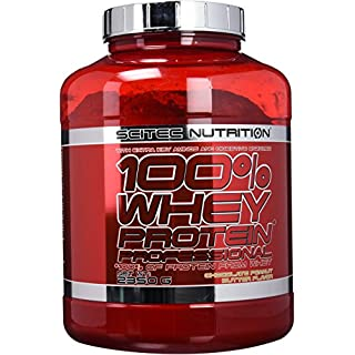 Scitec Nutrition 100% Whey Professional Protein Powder - 2350g, Chocolate Peanut Butter