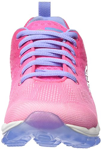 Skechers Air-dashin' Dayz, Chaussures de Sport Fille NPPW
