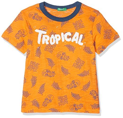 Orange t-shirts the best Amazon price in SaveMoney.es ed09b56e39bc