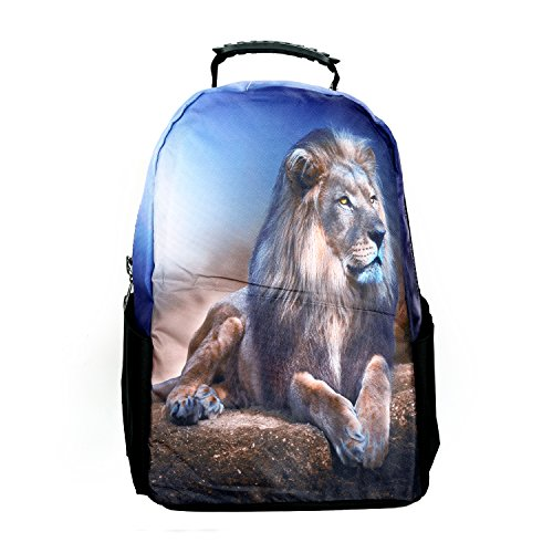 Modacubo-Lion-Theme-Printed-20-Ltrs-Laptop-Backpack