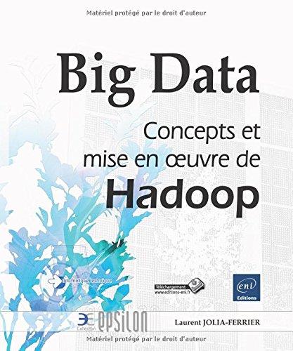 Big Data - Concepts et mise en oeuvre de Hadoop