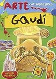 Gaudí (Arte con pegatinas)