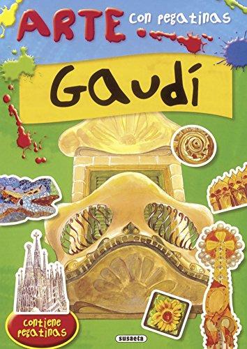 Gaudí (Arte con pegatinas) por José Morán