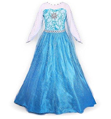 DaHeng Snow Party Dress Queen Costume Princess Cosplay ()
