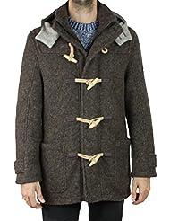 Pierre Cardin - Manteau Duffle Coat Pierre Cardin - Marron