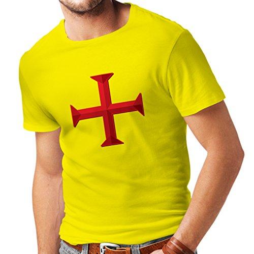 hirt Die Ritter templar - Templer kreuzen (Small Gelb Mehrfarben) (Assassin ' S Creed Handschuh)