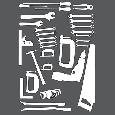Bott Ltd Bott Perfo Tool Overlay Formen Zubehör Panel (Pannello Cupboard)