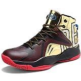 Chaussures de Basketball Homme, 10-or, 39 EU