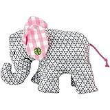 Käthe Kruse 78360 - Mini Elefant grau (6)