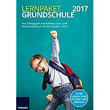 FRANZIS Lernpaket Grundschule 2017 | Deutsch / Englisch / Mathe | E-Learning Software für Kinder
