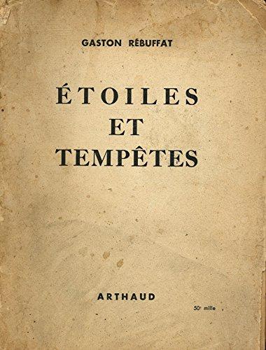 Etoiles et tempêtes / Rébuffat, Gaston / Réf20801