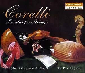 Sonates Pour Cordes Opus 1 A 4