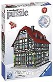 Ravensburger Medieval House 3D Puzzle, 216 Pieces