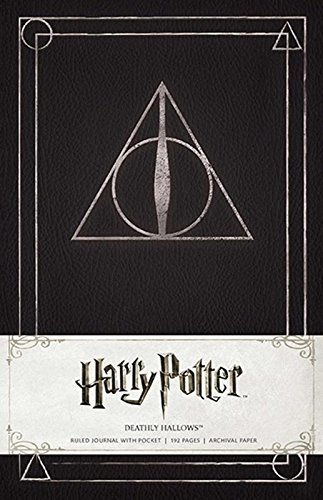 Harry Potter Deathly Hallows Hardcover Ruled Journal (Harry Potter Ruled Journal)