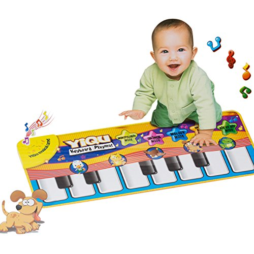 Acyc-Smart-Baby-toys-Piano-Mat-Musical-Touch-Keyboard-Singing-Carpet-Mat-Funny-Animal-Piano-BlanketBest-Baby-Gift