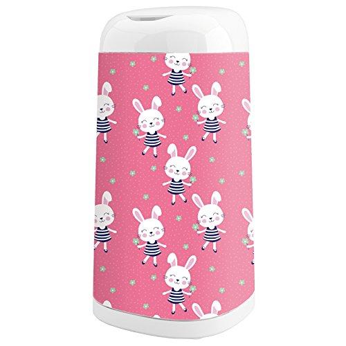 Angelcare Dress-Up Windeleimer mit Bezug Bunny