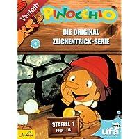 Pinocchio - Zeichentrick-Serie - Folgen 01-18 - Staffel 1