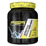Creatin Monohydrat Pulver (100% pures Kreatin) der Profisport Marke FSA Nutrition, 'Ultrapure Creatine Monohydrate' steigert Leistungsfähigkeit bei Kraftsport und Bodybuilding, vegan und geschmacksneutral, 500g