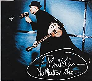 No matter who (plus 2 MTV Europe unplugged songs, 1994/96)