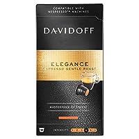 Davidoff Café Elegance 10 Capsules Espresso - 55Gm