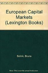 European Capital Markets (Lexington Books)