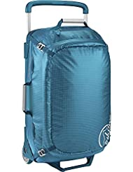 LOWE ALPINE AT WHEELIE 120 TROLLEY BAG (ATLANTIC BLUE/LIMESTONE)