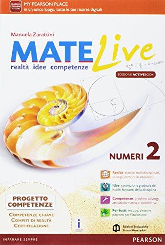 Matelive. Per la Scuola media. Con e-book. Con 2 espansioni online