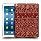 Head Case Designs Offizielle Assassin's Creed Gold Maeander Odyssee Muster Ruckseite Hülle für iPad Air (2013)
