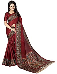 Vivan Trendz Women's Chiffon Saree With Blouse Piece Sarees For Women Latest Design For Party Wear Buy In ,Today...
