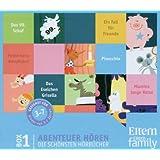 """ELTERN-Edition """"Abenteuer Hören"""" 1 - Die Box für die Kleinen (3-7 Jahre). 12 CD"""