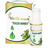 Kudos Vedic Tulsi Amrit Drop Natural Immunity Booster 15 ml (Pack of 2)