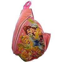 Disney Princess Aschenputtel, Sleeping Beauty & Belle Rucksack Umhängetasche 28 x 22cm Frühstückstasche preisvergleich bei kinderzimmerdekopreise.eu
