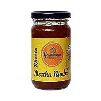 Graminway Nimbu Achar | Chutney | Khatti Meethi | Lemon Pickle