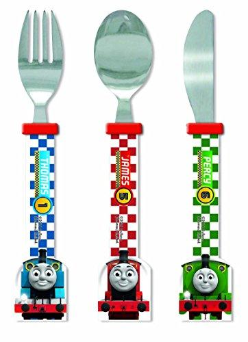 thomas-friends-set-di-posate-a-forma-di-treno-plastica-set-di-3-plastica-white-15-x-32-x-16-cm