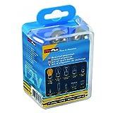 ProPLus 410065 Set Ersatzlampen für PKW, Anhänger Wohnwagen Wohnmobil 12teiliger Lampenersatzkasten