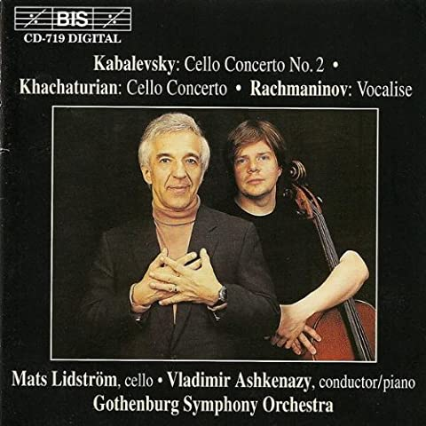 Kabalevsky, D.B.: Cello Concerto No. 2 / Khachaturian, A.I.: Cello Concerto in E Minor
