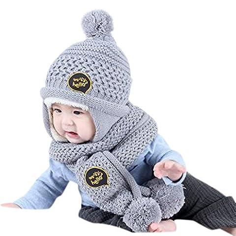 Maman Papa Fille Halloween - Bluestercool Casquettes d'écharpe pour enfants Bébés Garçons