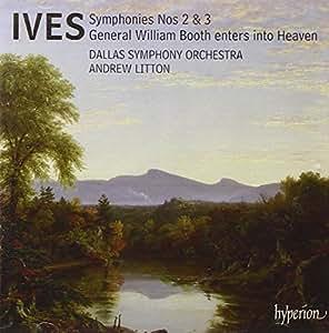 Ives : Symphonies nos 2 & 3