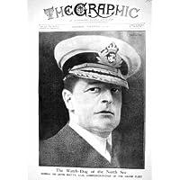 GUERRA 1917 DELLA MARINA ALLENBY BE