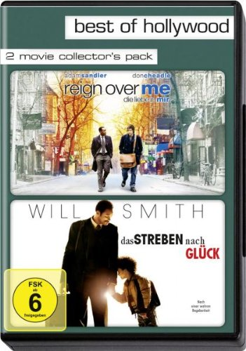 Streben Glück Nach (Best of Hollywood - 2 Movie Collector's Pack: Reign over Me / Das Streben nach Glück (2 DV [2 DVDs])