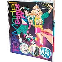 Top Model Libro de Colorear Dance