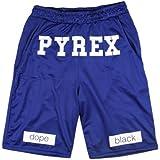 Pyrex Bermuda Felpa - Bluette, XL