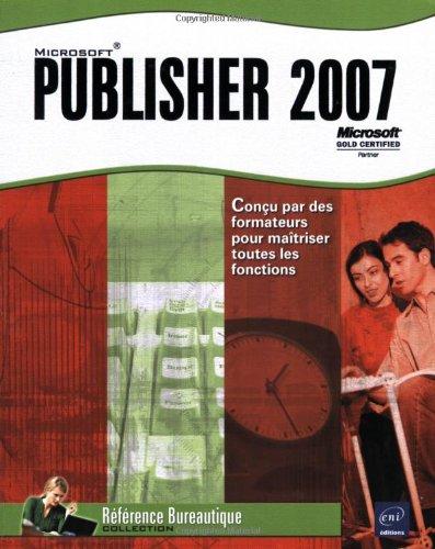 Publisher 2007 par Corinne Hervo