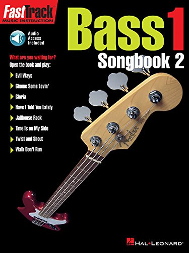 Fast Track Bass 1: Songbook Two: Songbook 2