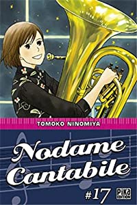 Nodame Cantabile Edition simple Tome 17